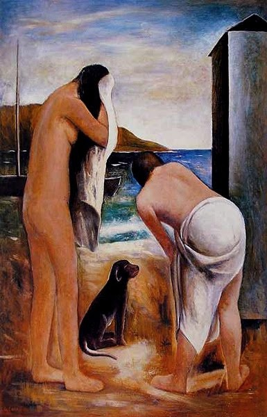 carlo carra / summer / 1930
