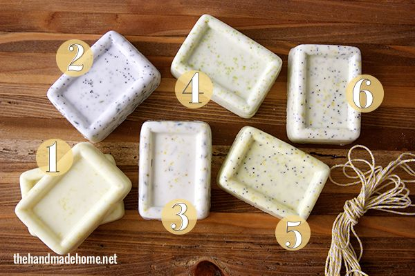 make your own soap {our fave recipes + free printables} - the handmade homethe handmade home