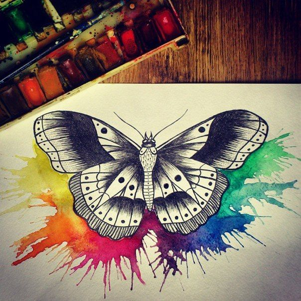 HarryStyles Styles Harry Butterfly Tattoo Art Draw Drawing Paint Fosssaaa