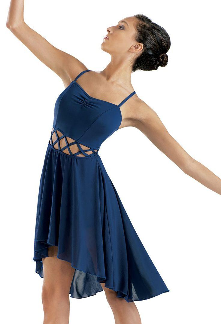 High-Low Cutout Dress - Balera
