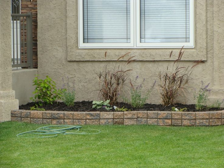 small retaining wall on pinterest yard landscaping retaining wall