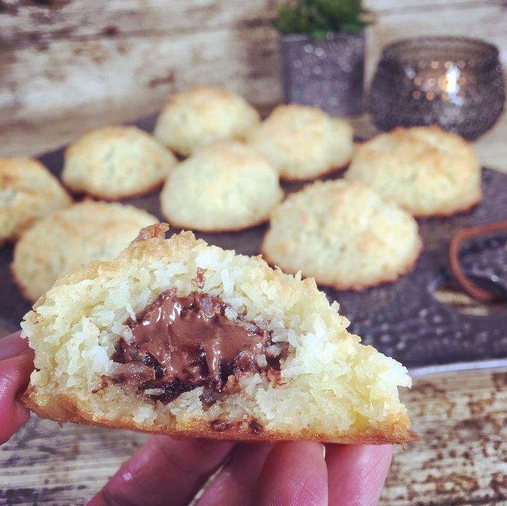 Nutellafyllda kokostoppar - CakeByMary.blogg.se