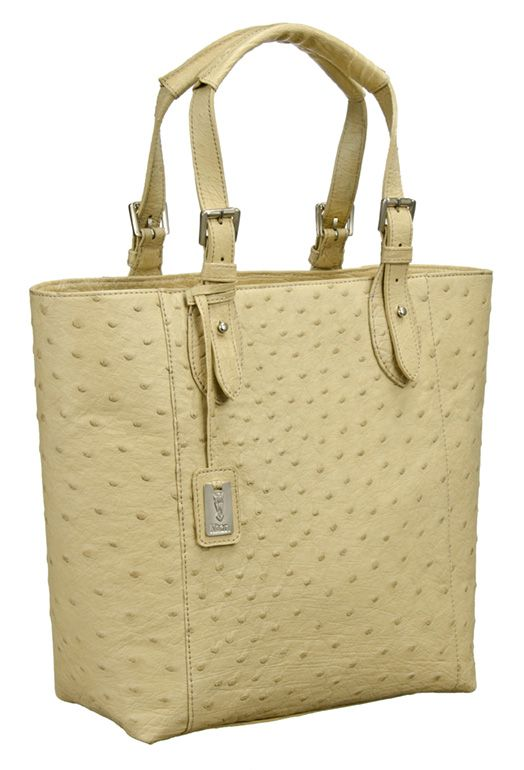 Khari Bag Windhoek / Material Ostrich Leather / Dimensions w28 x h30 x d14