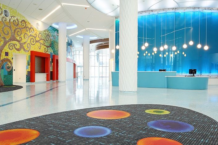 Helen DeVos Children's Hospital | URS Corp | Grand Rapids ...