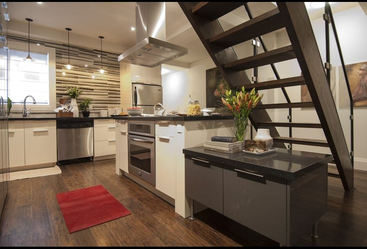 Modern Kitchen Income Property HGTV Canada Kitchen