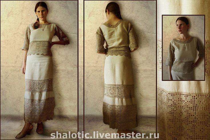 Магазин мастера Юлия  Льняная сказка: платья, рюкзаки, юбки, женские сумки, одежда для девочек