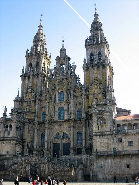 ✯ Santiago Cathedral, Santiago, Chile (Learn how to #travel for # free - itsoneworldtravel.com )