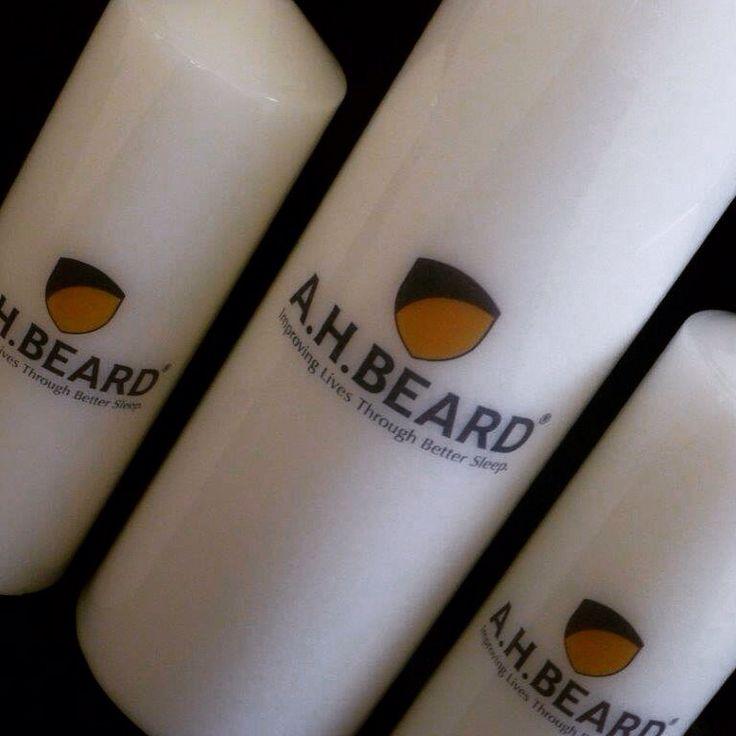 Better sleep with A.H.Beard. Great Australian Company on our Australian Candles @candlesbyus #candlesbyus #personalised #personalisedcandles #candles #Australianmade #custommade #quality