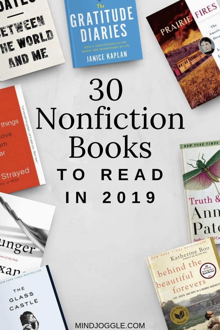 30 Memoirs And Nonfiction Books For Your Reading Bucket List