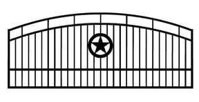 Custom Iron Driveway Gates Austin, San Antonio, Hill Country, Central Texas, Solar Automatic Gate Operators Austin, San Antonio, Hill Country, Custom Metal Security Gate, Electric Gate Opener Texas, Ranch Fence Texas, Custom Ornamental Iron Fence Texas.