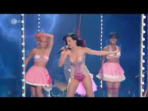 Katy Perry Teenage Dream (Death Metal Version).  Not necessarily an improvement on a surprisingly good pop song, but an equally vital rendition.