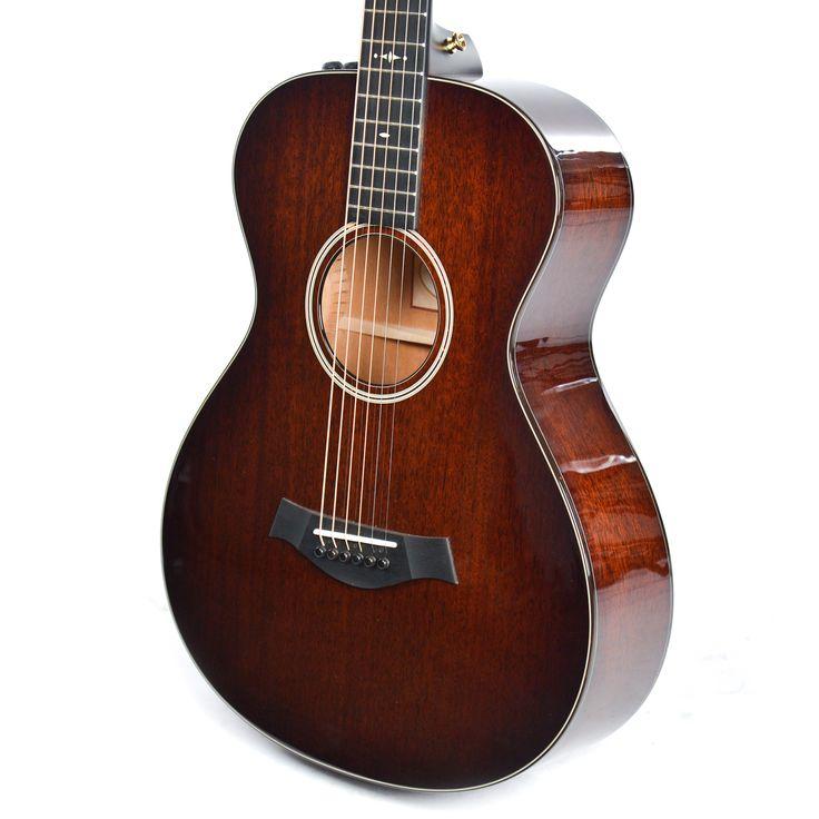 guitares acoustiques taylor 522 2016 grand concert + etui folk