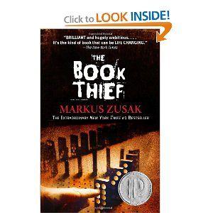 The Book ThiefMarkuszusak, Book Club, Worth Reading, Young Adult, Book Worth, The Book Thief, Favorite Book, Thebookthief, Mark Zusak