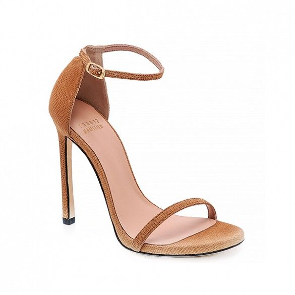 Stuart Weitzman Nudist 110 Sandals // #Shopping