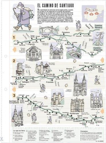 269 best El Camino de Santiago images on Pinterest