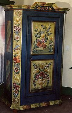 IMAGES OF RUSSIAN FOLK FURNITURE - Google Search | THE ...