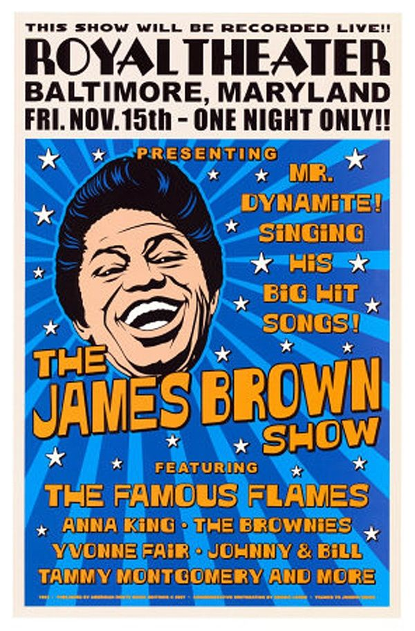 1963 James Brown