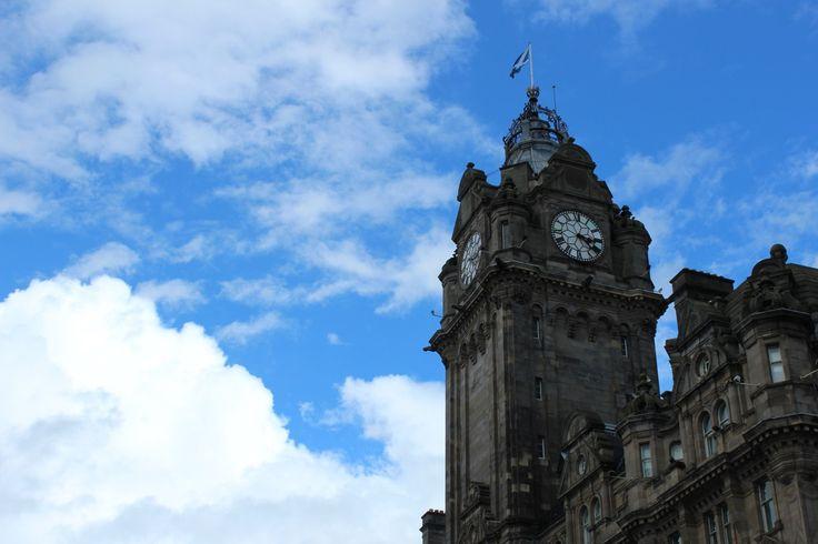 The Balmoral #2, Edinburgh, Scotland