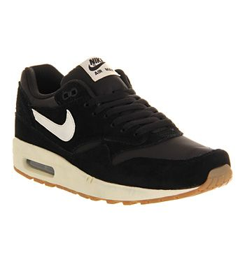 nike air max 1 black smoke for sale uk