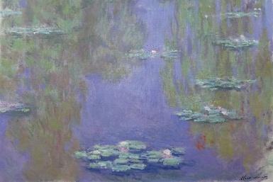 Monet exhibition