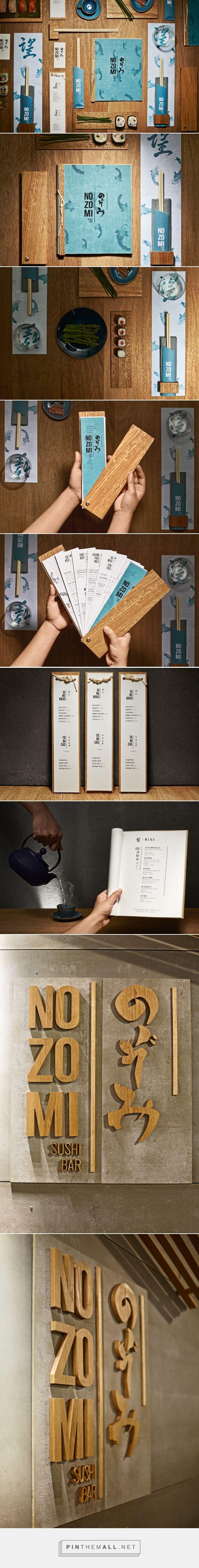 Was soll man dazu sagen... Starker Auftritt. Und ich mag Sushi. :D | | #design #grafikdesign #identität #sushi | | Mehr Ideen auf www.dermichael.net