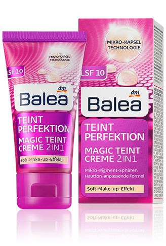 balea teint perfection magic teint creme 2in1