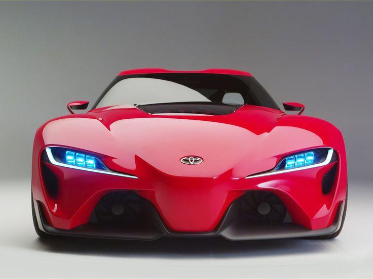 Toyota Ft1 Concept   Google Suche