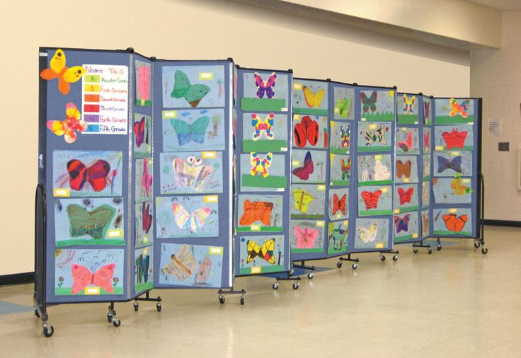 Portable Exhibition Panels : Best images about art for kids on pinterest butterfly