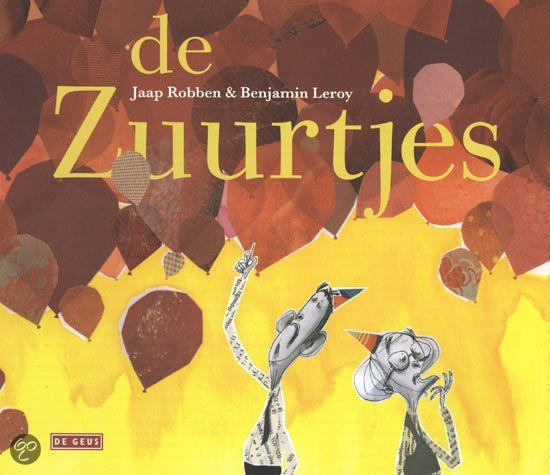 Jaap Robben & Benjamin Leroy - De Zuurtjes