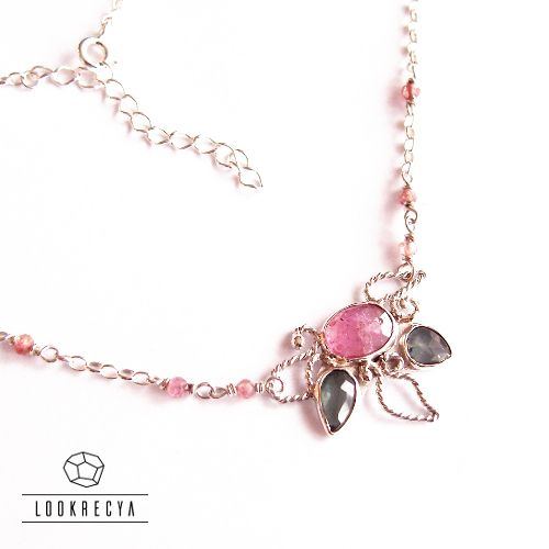 Very feminine pendant