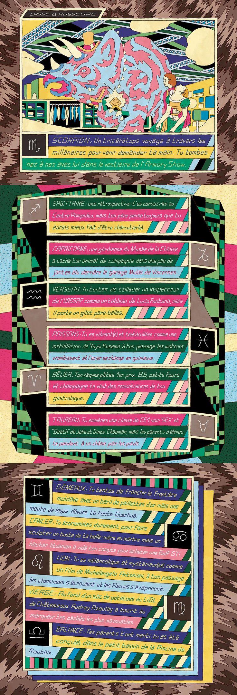 L'Horoscope de l'Art   Novembre   The Creators Project