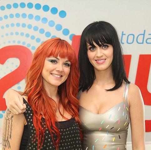 Vanessa Amorosi & Katy Perry xx