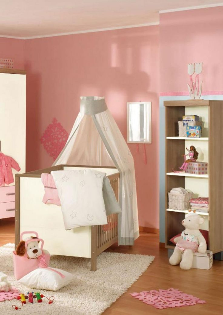 Unique Baby Girl Bedding Set By Paidi
