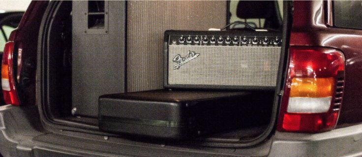 Get Rolling: 5 Dos and Don't's for Transporting Your Amp — Make sure your amp remains in great condition when traveling from gig to gig.