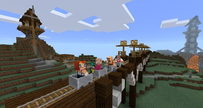 Get Minecraft: Windows 10 Edition! - News - Minecraft Forum