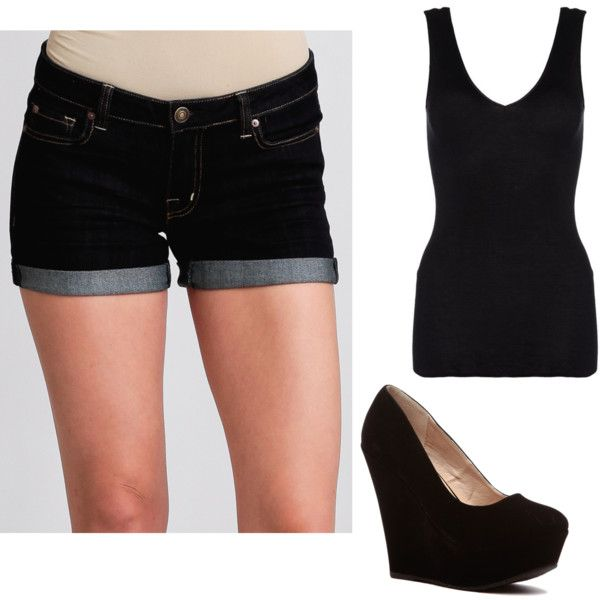 Summer Clothing by sunn-cm on Polyvore featuring Hanro and Dex