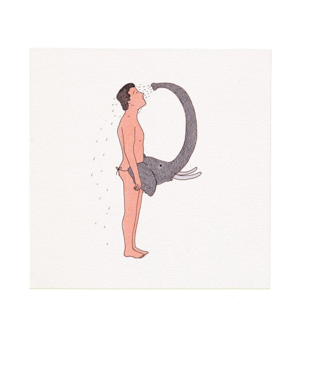 Erotic and extravagant illustrations by Marion Fayolle