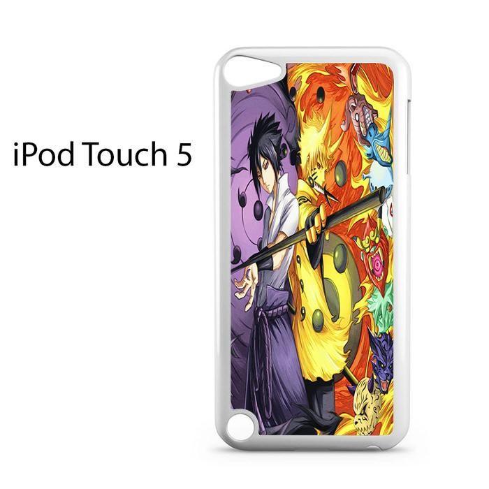 Naruto Dan Sasuke Rikudo Sennin Ipod Touch 5 Case
