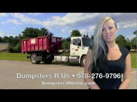 Dumpsters R Us provide roll off junk removal dumpsters for Eastern Massachusetts & Southern New Hampshire homeowners and their various residential clean-out jobs that are beyond their weekly garbage pick-ups. Home Improvement, Roofing Repair or Residential flood relief Dumpster Rental. repinned by @1-866-JUNKRUN