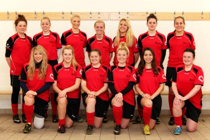 Team Solent Ladies FC Season Highlights | sport solent