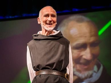 David Steindl-Rast: Want to be happy? Be grateful   via ted: The one thing all humans have in common is that each of us wants to be happy, says Brother David Steindl-Rast, a monk and interfaith scholar. And happiness, he suggests, is born from gratitude. An inspiring lesson in slowing down, looking where you're going, and above all, being grateful. #Happiness #David_Steindl_Rast