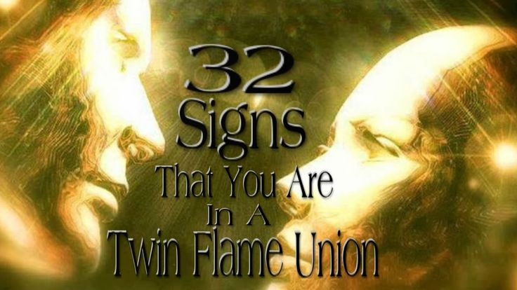 32 Signs That You Are In A Twin Flame Union