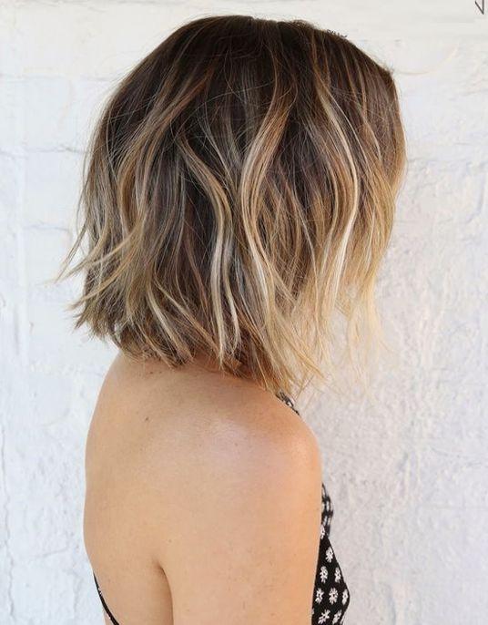 13 Medium Shoulder Length Hairstyles Lob Hairstyle