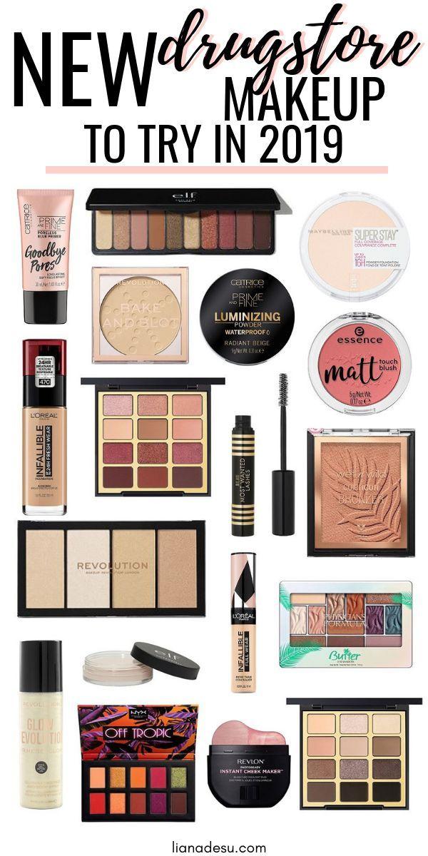 New Must Try Drugstore Makeup 2019 Liana Desu Walmart Makeup Drugstore Makeup Drugstore Makeup Dupes