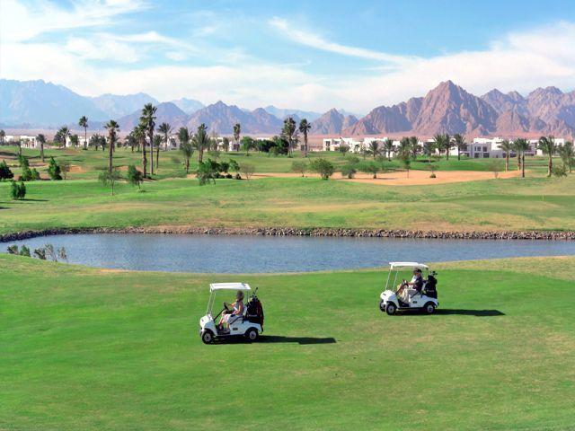 Maritim Jolie Ville Golf & Resort Hotel in Sharm El Sheikh, Sharm El Sheikh | On the Beach