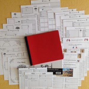 This website has many papers, charts, and kits to help preserve family memories, Scrapbook Your Family Tree.