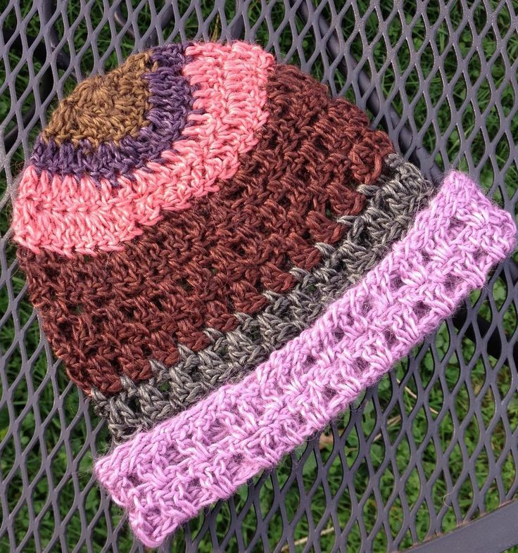 Striped Astral Hat, $35.00