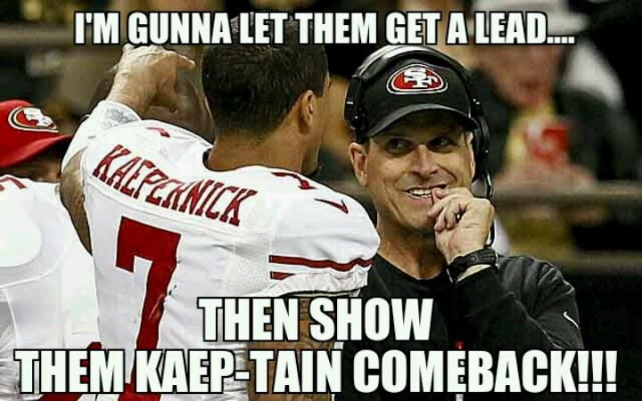 Collin Kaepernick... #49ers #SuperBowl