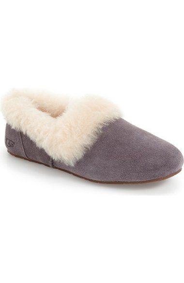 UGG Kendyl Genuine Shearling Slipper (Women). #ugg #shoes #flats