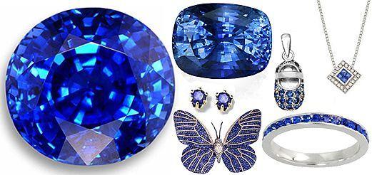 Virgo Birthstone - Sapphire